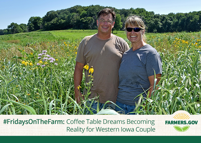 This Friday, meet Molly and John Heaps, who only a short decade ago worked full-time non-farming jobs. Now, they run a farm.
