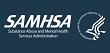 Health and Human Service SAMHSA Logo