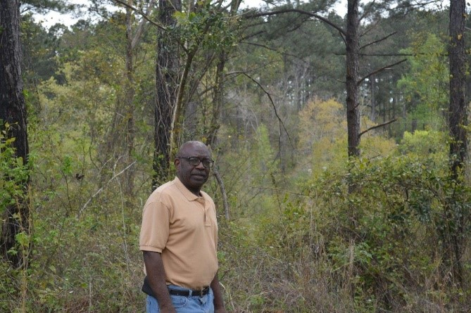 """County committees are important because they help get information out to their peers about what is going on,"" said Willie Scott Smith, a member of the Alabama's Greene County Farm Service Agency Committee."