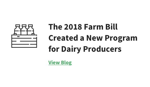 Navigate to The 2018 Farm Bill Blog Page