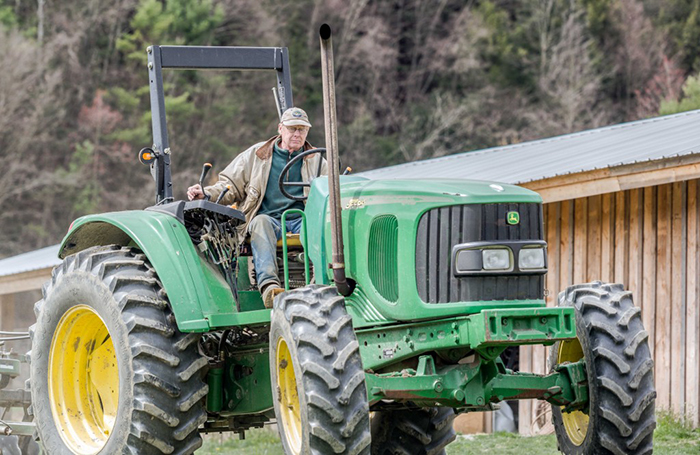 The Harlows have been farming in Westminster, Vermont, for over a century.