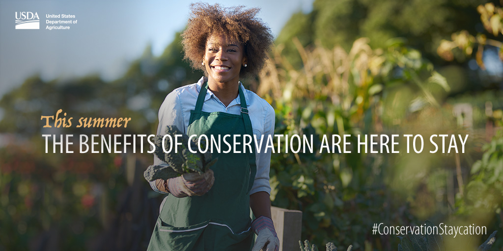 Visit nrcs.usda.gov to find out how voluntary conservation programs can benefit the natural resources on your operation.