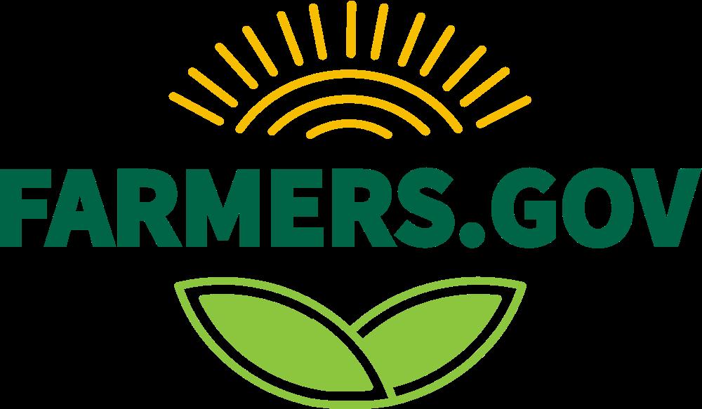 Farmers.gov logo