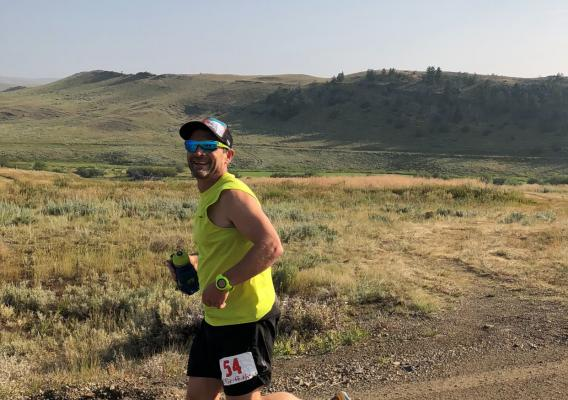 The Montana Ranch Run is a 25-mile race that takes participants through three ranches, giving them a firsthand view of ranching in Meagher County.