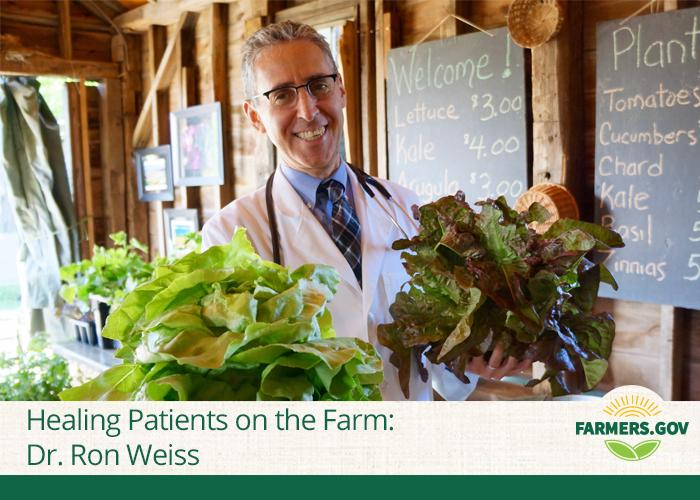 Most people don't look forward to spending time at their doctor's office, but Dr. Ron Weiss's office isn't typical of most health care facilities.