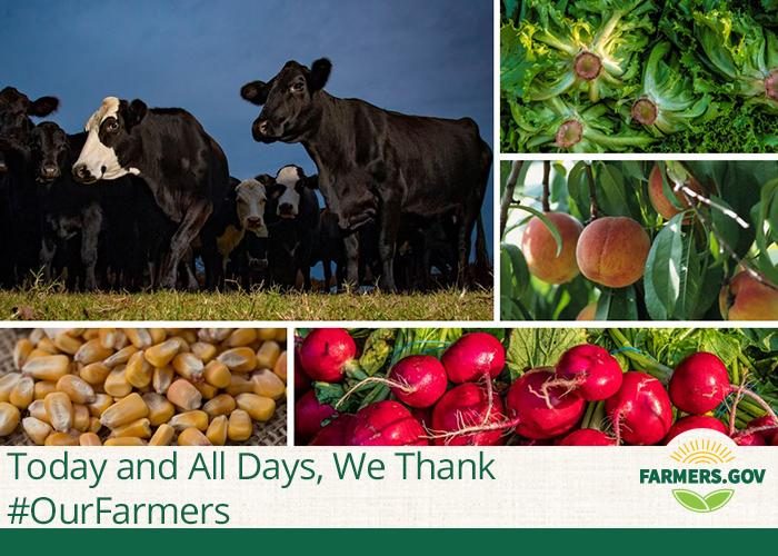 In recognition of National Ag Week, we want to highlight just a few of the farmers we've had the honor to work with. These farmers – #ourfarmers – dedicate their lives to providing for us all.