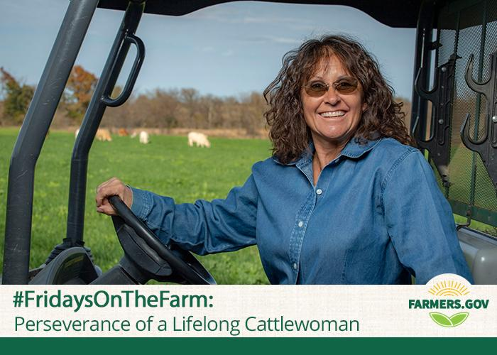 This week we travel to Okemah, Oklahoma, where Tammy Higgins, a cow/calf operator, has met cattle market, drought, and financing obstacles head-on and come out on top.