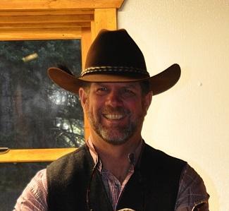 Tim Delaney, Wyoming rancher.
