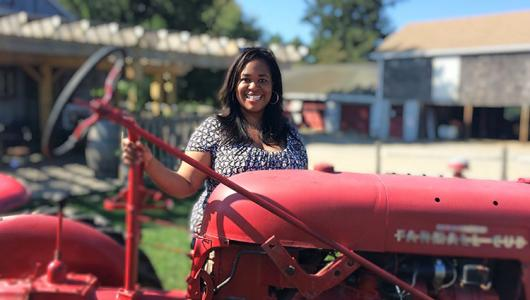 J. Latrice Hill, Director of Outreach, Farm Service Agency